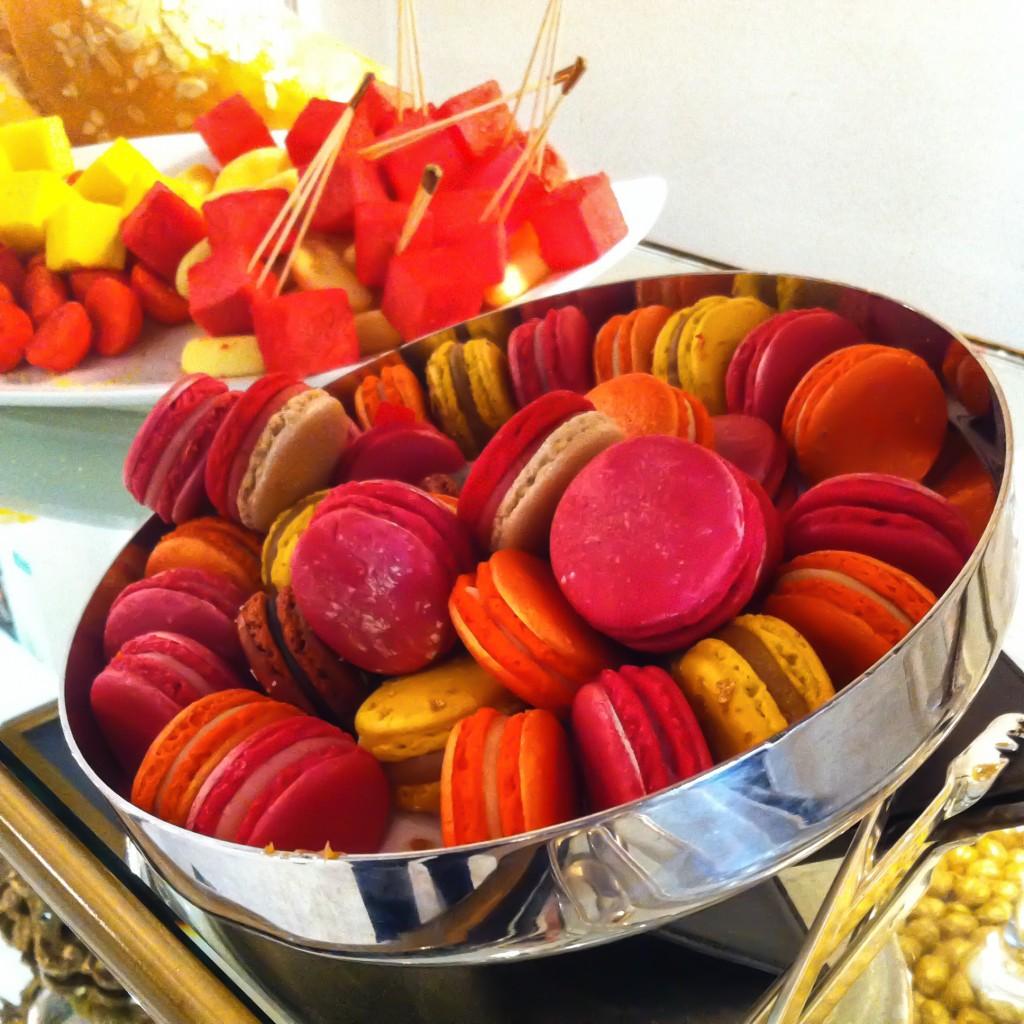 Et forcément, les macarons de Paris