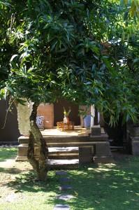 Gazebo de la Villa kukur