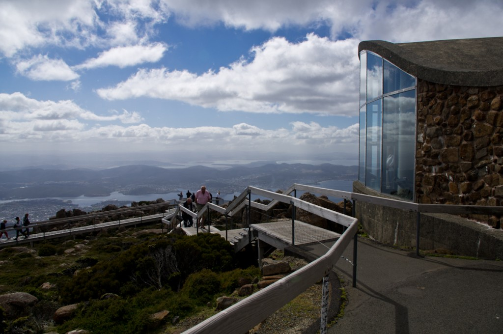 Mt Wellington, Hobart