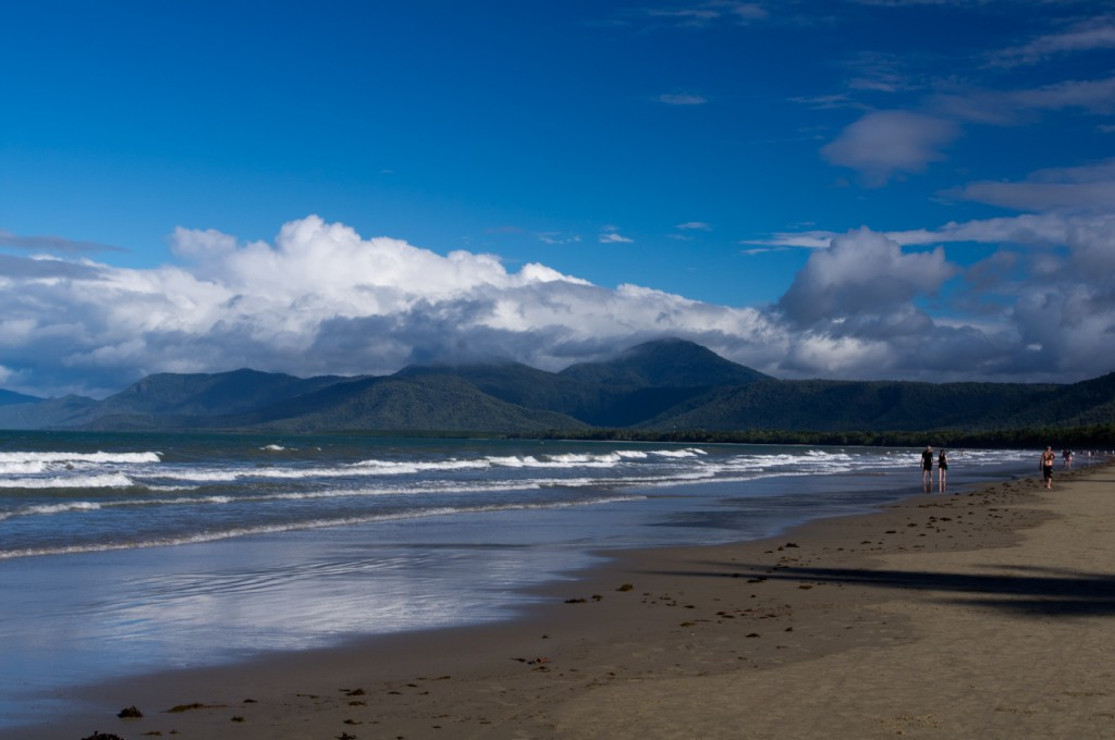 Four Miles beach, Port Douglas