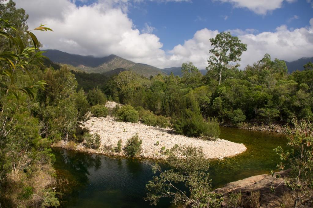 Big crystal creek, Paluma Range NP
