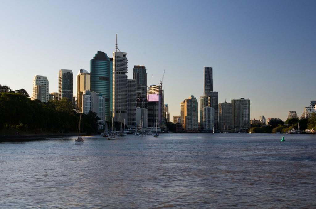 CBD de Brisbane