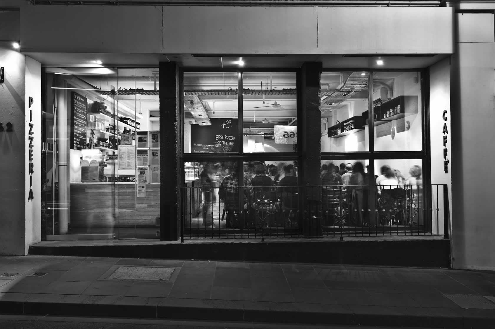 Pizzeria 39 - Office du tourisme melbourne ...