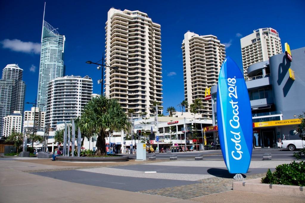 Centre ville, Surfers Paradise