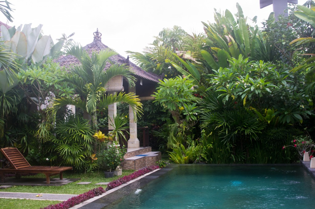 Villa privée via Airbnb