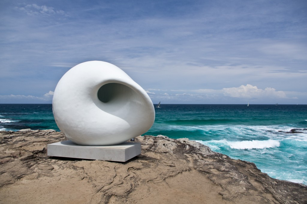 Sculpture by the Sea, Coastal walk
