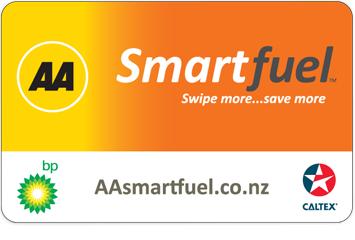 Carte de réduction AA Fuel