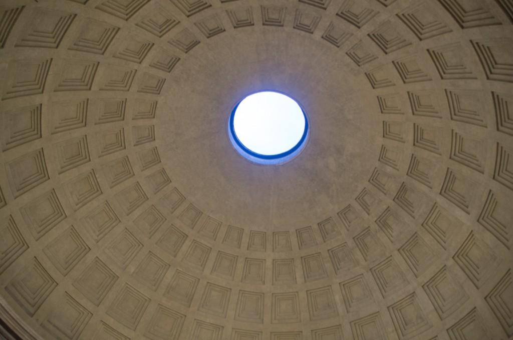Haut du panthéon