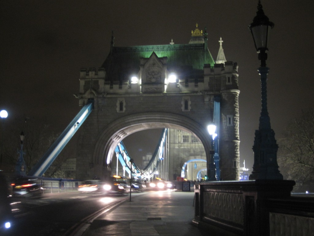 Exemple d'une photo prise à Londres en 2010
