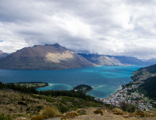Queenstown Hill track