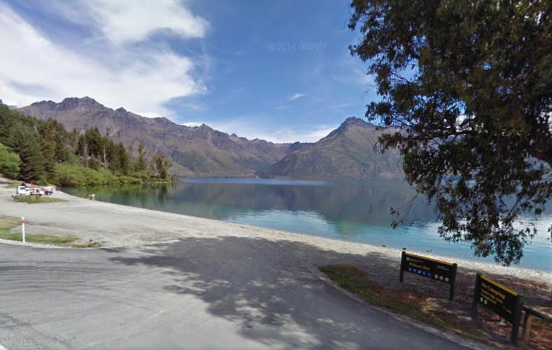 Avouez que même depuis Google maps, Wilson bay laisse rêveur!