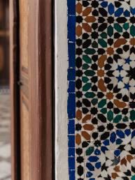 Mosaiques de Marrakech