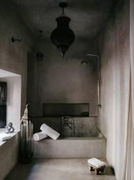 Salle de bain la maison marrakech