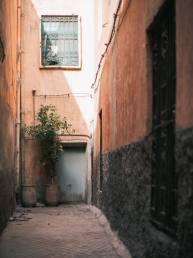Au fond des rues de Marrakech