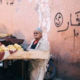 Visages de Marrakech