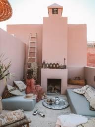 Rooftop la maison marrakech