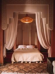 Chambre du riad Yasmine